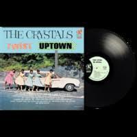 <b>Crystals</b> : <b>Twist uptown</b> - Record Shop X