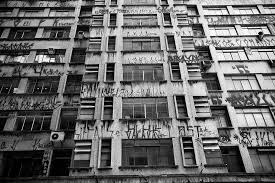 photographer boogie captures the beautiful culture of pixo in  his granular black and white photography was the perfect means to capture all of this at once its literal street photography with humanity left slashed
