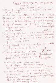 kendriya vidyalaya sonpur assignment physics x