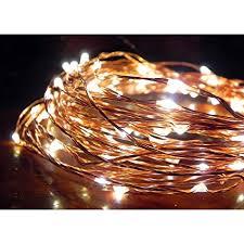Norsis <b>Fairy</b> Lights - Flexible Copper Wire Starry <b>String Lights</b> - 100