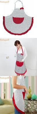 11.11 High Quality women Bib Cooking Aprons Kitchen Restaurant ...