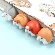 <b>1PC Cute</b> Rabbit Bookmarks <b>Kawaii</b> Pendant Book Markers <b>Metal</b> ...