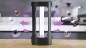 Настольная <b>ультрафиолетовая лампа</b> от <b>Xiaomi</b> | Другое для ...