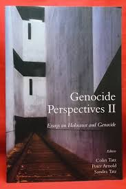 aboriginal genocide perspectives ii essays on holocaust and genocide tatz colin peter arnold
