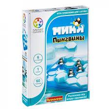 <b>Логическая игра Bondibon Мини</b>-<b>пингвины</b> – купить в Москве ...
