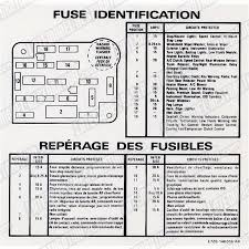 mustang fuse box id decals lmr com mustang fuse id decal 87 89