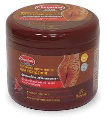 Купить Крем-<b>маска для тела</b> Floresan Chocolate <b>Slim</b> для ...