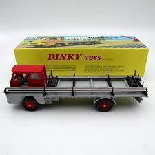 1:43 <b>Atlas Dinky Toys 885</b> CAMION SAVIEM S7 PORTE-FER Ring ...