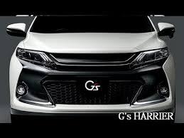 「ハリアー G's」の画像検索結果