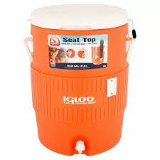 Купить <b>Термоконтейнер Igloo 2</b>/5/10 <b>Gal</b> Orange в Москве - цена ...