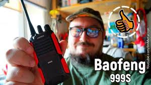 <b>Рация BAOFENG BF-999S</b> (BF-888S)   ИТОГИ ТЕСТОВ - YouTube