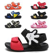 <b>Children Shoes</b> 2018 <b>Summer Cartoon</b> Micky and Minnie Baby ...