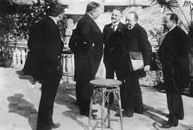 <b>Treaty</b> of Rapallo (1922) - Wikipedia