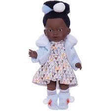<b>Llorens Кукла Llorens Валерия африканка</b>, 28 см купить в ...