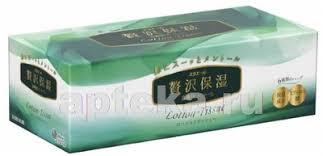 <b>Elleair</b> lotion tissue <b>салфетки бумажные</b> в коробке n160 ОЛТРИ в ...