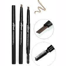 2 in 1 <b>Eyebrow</b> Pencil + Brow Brush Makeup Double <b>head Eye Brow</b> ...