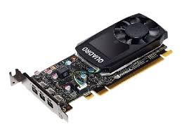 Dell <b>NVIDIA Quadro P400 PCIe</b> 3.0 x16 Graphics Card, 2GB GDDR5
