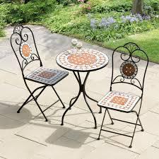 patio bistro set piece glass mississippi glass top alexandria balcony set high quality patio furniture