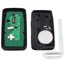 New Replacement <b>5 Button Remote</b> Key Smart <b>Car</b> Key Fob KYDZ ...