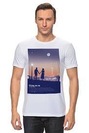 """Футболка классическая """"Ла-Ла Ленд / La La Land"""" #2085403 от ..."""
