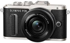 Беззеркальный <b>фотоаппарат Olympus PEN E</b>-PL8 Kit 14-42 EZ ...
