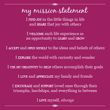 my personal mission statement as a christian  buy paper online bing