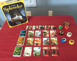 Image result for splendor board game images