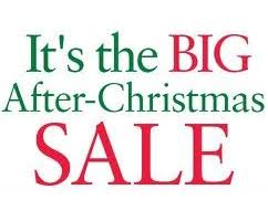 Image result for after christmas sale