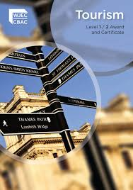 tourism level 1 2 award level 1 2 tourism leaflet cover image