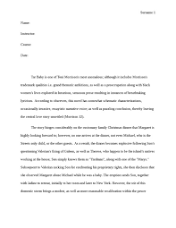 How to Write an Essay About a Novel   The Classroom   Synonym