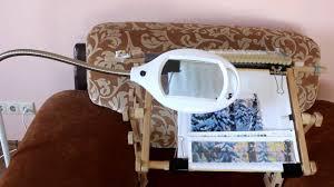 Обзор <b>лампы</b>-<b>лупы</b> напольной Rexant для вышивки - YouTube