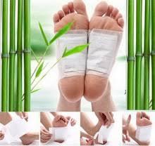 10 шт. здоровье тела Kinoki Детокс <b>пластырь для ног</b> ...