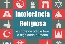 Resultado de imagem para fotos de intolerância religiosa