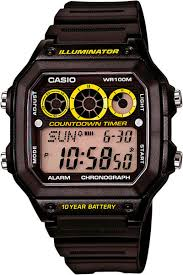 Наручные <b>часы Casio</b> Collection <b>AE</b>-<b>1300WH</b>-<b>1A</b> — купить в ...
