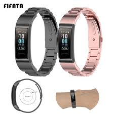 FIFATA Colorful Soft <b>Replacement Silicone</b> Sport Strap For Huawei ...
