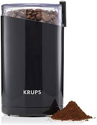 KRUPS <b>Electric</b> Spice and <b>Coffee Grinder</b> with Stainless Steel ...