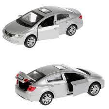 Коллекционная машинка <b>Honda</b> Civic 1:35 <b>Технопарк</b> CIVIC-SL ...