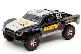 <b>Радиоуправляемая машина Traxxas Slash</b> 4x4 4WD Brushed 1/16 ...
