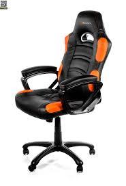 <b>Компьютерное</b> игровое <b>кресло Arozzi Enzo</b> (Оранжевый) купить ...