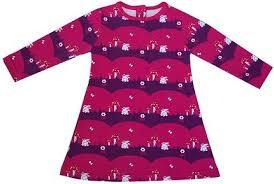 Free pattern: Little <b>girl's long</b>-<b>sleeved</b> A-line <b>dress</b> | Toddler <b>dress</b> ...