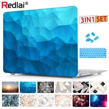<b>Redlai</b> Colors Crystal Clear Laptop Case For Macbook <b>Pro</b> 13.3 ...