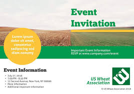 event invitation templates examples lucidpress heartland company event invitation template