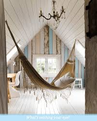 attic living room design youtube:  interior design large size ideas inspiration comely white wooden sloped ceiling with hammock excerpt