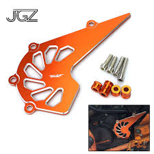 <b>Motorcycle CNC Front Sprocket</b> Chain Cover for KTM Duke 125 200 ...