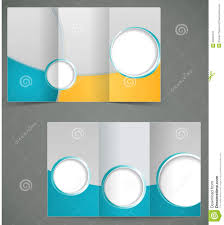 yellow brochure flyer design layout template size a4 front page vector green brochure layout design yellow el stock photo