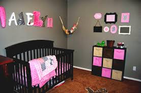 baby nursery room for baby girl with grey walls girl name wall baby girl furniture ideas