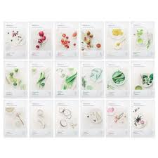<b>INNISFREE My Real</b> Squeeze Mask 1pc - 18 Types – PURESEOUL
