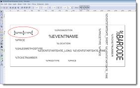 custom ticket templates edit the default ticket template