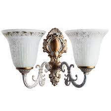 <b>Бра Arte Lamp 1</b> A1032AP-2WG — купить в интернет-магазине ...