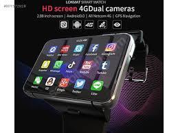 LEMFO <b>S999 ANDROID SMART 4G</b> WATCH TÜRKİYE'de İLK !! at ...